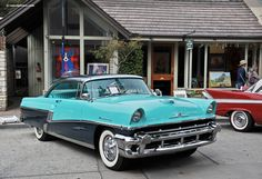 Photographs of the 1956 Mercury Monterey. An image gallery of the 1956 Mercury Monterey. Edsel Ford, Ford Fairlane, Vintage Cars, Antique Cars, Vintage Auto, 50s Cars, Mercury Cars, Ford Lincoln Mercury, Ford Motor Company
