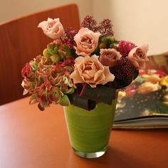 旬の花定期便 Lコース | 花・花束の通販、配送【花・フラワーギフトなら青山フラワーマーケット】