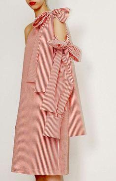 A Hard Choice - Stripes or Bows, Bows or Stripes?
