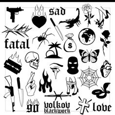 These are gonna be some of my first tattoos Flash Art Tattoos, Dope Tattoos, Mini Tattoos, Body Art Tattoos, Small Tattoos, Tattoos For Guys, Ship Tattoos, Gangsta Tattoos, Tatuajes Tattoos