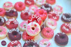 valentine donut - Google Search