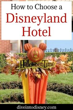 With so many great options, choosing the best hotel for your Disneyland vacation takes some planning and research - it's all part of the fun!