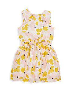 124a81de4a198 kate spade new york Girls' Selma Dress - Sizes 7-14 | Bloomingdale's ...