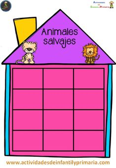 Fichas para trabajar las Categorías Semánticas - Imagenes Educativas Preschool Class, Preschool Education, In Kindergarten, Teaching Aids, Teaching Tools, Virtual Class, Star Chart, English Grammar, Speech Therapy