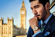 Godfrey Gao (Korean model)