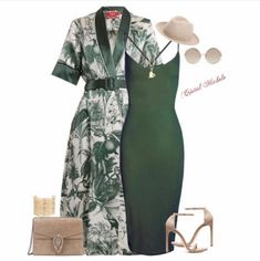 Classy Outfits, Chic Outfits, Summer Outfits, Look Formal, Look Fashion, Womens Fashion, Mode Simple, Well Dressed, Everyday Fashion
