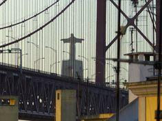Looking at the bridge
