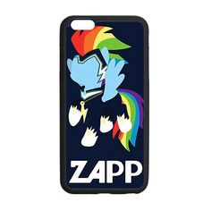 My Little Pony Rainbow Dash Case for iPhone 6 Plus