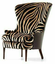Giraffe Print Chair Dining Chairs At Pier One 230 Best Animal Furniture Images Patterns Sillon Vintage Cebra Prints Decor