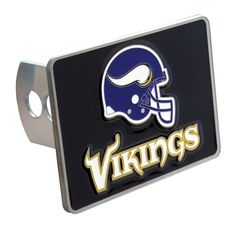 Minnesota Vikings Hitch Cover Special Order