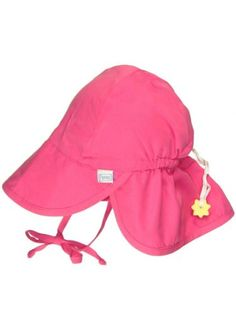 Amazon.com  i play. Unisex Baby Solid Flap Sun Protection Hat UPF 50+   Infant And Toddler Hats  Clothing c6db38ea9bbe