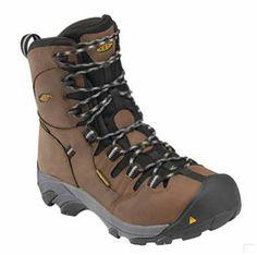 Keen Men's Detroit Soft Toe Work Boot http://www.gradysoutdoors.com/shop/keen-1008315-mens-detroit-soft-toe-work-boot-8-dark-earth-neutral-green---34965
