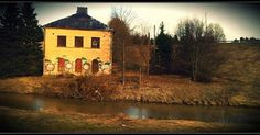 Pumppuhuone. Pumphuset. #muistojennikkilä #poimintakyselystä #plockfrånenkäten #nikkilä #nickby #sipoo #sibbo #pumppuhuone #pumphuset