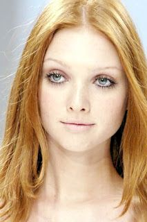 Hair Color Corner: Strawberry Blonde Hair Color. I'm in love with this hair colour!