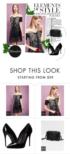 """""""Relaxfeel 10"""" by fashionb-784 ❤ liked on Polyvore featuring Relaxfeel, Dolce&Gabbana and Vera Wang"""