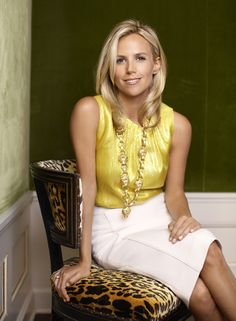 125) Tory Burch~ She is an admired American Fashion Designer, businesswoman, & philanthropist, known for her preppy & bohemian style. In addition, she has won  several fashion awards such as, the Accessories Designer of the Year in 2008, Accessories Brand Launch of the year in 2007, & the Rising Star of the Year in 2005. More recently, in 2013, Tory joined the BILLIONAIRESS CLUB.