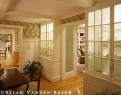 find this pin and more on craftsman style - Dining Room Built Ins