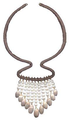Shell collar Shells, The Originals, Jewelry, Home Decor, Conch Shells, Jewlery, Decoration Home, Jewerly, Room Decor