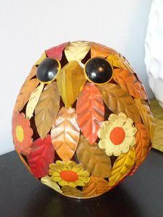 i love this vintage owl