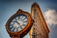 Flatiron Building at Fifth Avenue by Björn Jönsson on 500px
