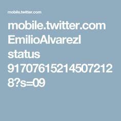 mobile.twitter.com EmilioAlvarezI status 917076152145072128?s=09