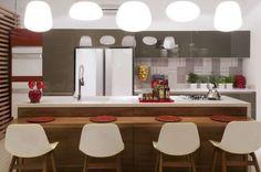 Cozinha americana design