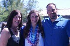 Kylee & parents 6-15-2013