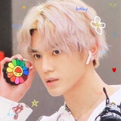 icons — them :((((( Lee Taeyong, Cybergoth, Golden Child, Cute Icons, My Little Baby, Kpop Aesthetic, Winwin, Jaehyun, Nct Dream