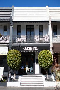 Parlour X - Sydney designer boutique shopping guide