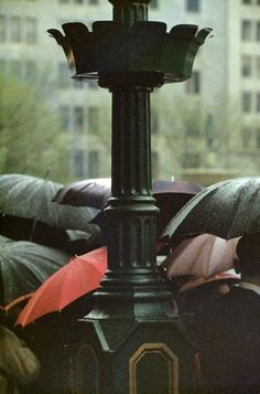 New York ,1954 by Saul Leiter