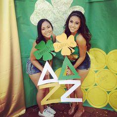Delta Zeta at University of Washington #DeltaZeta #DZ #BidDay #sorority #UW