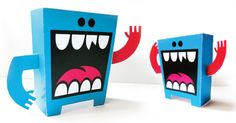 Blog_Paper_Toy_papertoy_LOUDMOUTH_Greg_Mike