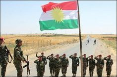 100 thousand Syrian Kurds willing to volunteer in Iraqi Kurdistan's Peshmerga ranks