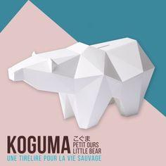 The Piggybank for Wildlife - Koguma