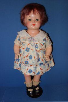 Effanbee Baby Dainty Doll - All Original
