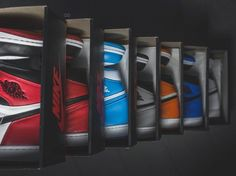 Air Jordan 1 levels