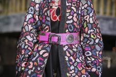 Manish Arora Fashion Show Ready To Wear Collection Fall Winter 2016 in Paris