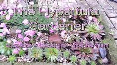 how to planters cement draped hypertufa, concrete masonry, container gardening, diy, gardening Concrete Pots, Concrete Garden, Concrete Planters, Diy Planters, Garden Planters, Garden Art, Garden Ideas, Garden Inspiration, Succulent Gardening