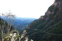 Serra do Corvo Branco.