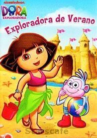 ESTIU-2013. Exploradora de verano. DVD I DIBUIXOS