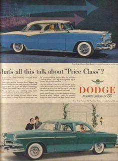 クライスラーのダッジ(1955)