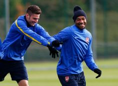 Giroud & Henry Training.