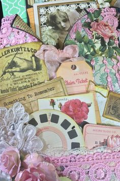 I love love love Shabby chic and vintage and this Swap in Mini Album Swaps and more w. Envelope Tutorial, Envelope Templates, Diy Paper, Paper Art, Paper Crafts, Envelope Book, Pocket Envelopes, Pocket Scrapbooking, Pocket Letters