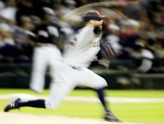 Cleveland Indians starting pitcher Corey Kluber throws against the Chicago White Sox, Thursday, Sept. 7, 2017, in Chicago. (AP Photo/Nam Y. Huh). Indians won 11-2