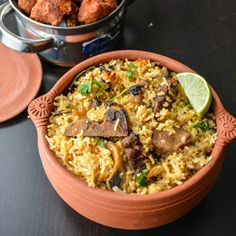 Ambur in Tamilnadu has more biryani hotels per capita than any other city in the world. What makes Ambur mutton biryani what it is? The legend has it that the mutton biryani was introduced to the Arcot royals through their connection with the Hyderabadi Nizams