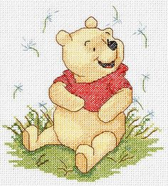 Photos of Cross Stitch Of Winnie The Pooh