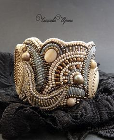 More #embroiderybracelets