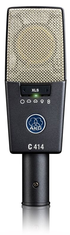 AKG C414 XLS - One Of My All-Time Favorite Microphones