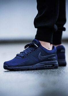 NIKE Air Max Zero QS Blue
