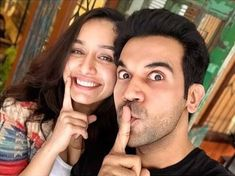 Rajkummar Rao and Shraddha Kapoor announce work on their horror comedy through an adorable photo Bollywood Actors, Bollywood Celebrities, Virat Kohli Instagram, Gala Time, Latest Trending News, Bollywood Updates, Upcoming Films, Shraddha Kapoor, Film Industry